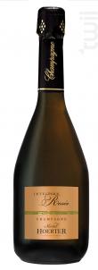 Intuition Rosée - Rosé de Saignée - Champagne Michel Hoerter - Non millésimé - Effervescent