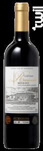 Château Ricaudet - Vignerons d'Uni-Médoc - 2015 - Rouge