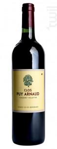 Clos Puy Arnaud - Clos Puy Arnaud - 2015 - Rouge