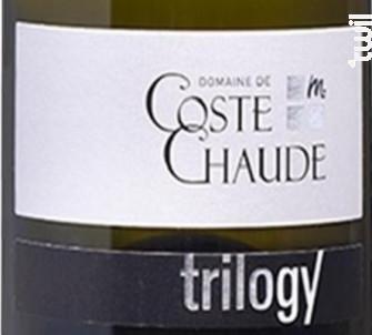 Trilogy - Domaine de Coste Chaude - 2017 - Blanc