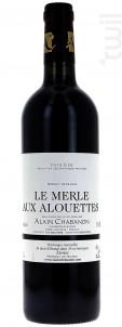 Le Merle aux Alouettes - Domaine Alain Chabanon - 2015 - Rouge