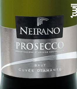 Neirano Diamante - Prosecco - Tenute Neirano - Non millésimé - Effervescent