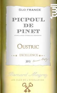 Oustric Excellence - Bernard Magrez - Domaine d'Oustric - 2013 - Blanc