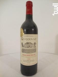 Château Lyonnat - Château Lyonnat - 1996 - Rouge