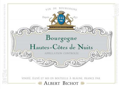 Bourgogne Hautes-Côtes de Nuits - Albert Bichot - 2015 - Blanc