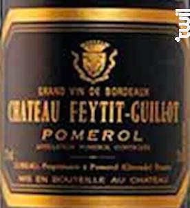 Château Feytit-Guillot - Château Feytit-Guillot - 2015 - Rouge