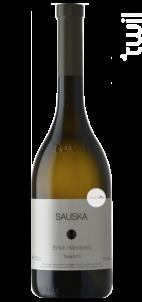 Sauska • Birtok Harslevelu - Sauska - 2013 - Blanc