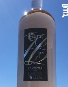 Le 1er - Château Haut Lignières - 2018 - Rosé