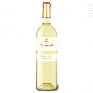 Chardonnay - Chateau La Bastide - Non millésimé - Blanc