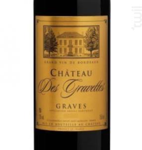 Château des Gravettes - Château des Gravettes - 2009 - Rouge