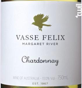 Chardonnay - VASSE FELIX - 2015 - Blanc