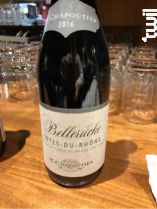 Belleruche - Maison M. Chapoutier - 2019 - Blanc