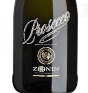 Zonin  Prosecco  Spumante Brut - Famiglia Zonin - Non millésimé - Effervescent