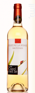 Cuvée Coccinelle - Château La Bouade - 2013 - Blanc