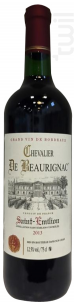 Chevalier de Beaurignac - Chevalier de Beaurignac - 2012 - Rouge