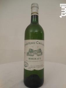 Chateau Caillou - Château Caillou - 1986 - Rouge