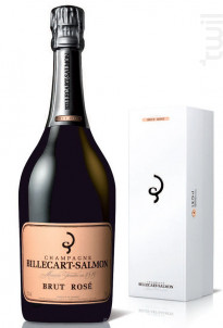Brut Rosé - Champagne Billecart-Salmon - Non millésimé - Effervescent