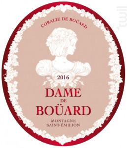 La Dame de Boüard - Château Clos de Boüard - 2016 - Rouge