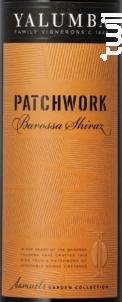 The Patchwork Shiraz - YALUMBA - 2013 - Rouge
