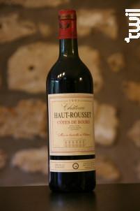 Château Haut Rousset - Château Haut Rousset - 1993 - Rouge