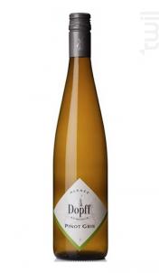 Pinot Gris Réserve - Dopff Au Moulin - 2018 - Blanc