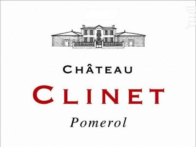 Château Clinet - Château Clinet - 2013 - Rouge