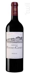 Château Pontet-Canet - Château Pontet-Canet - 2002 - Rouge
