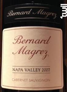 Napa Valley - Bernard Magrez - 2011 - Rouge