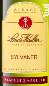 Sylvaner - Louis Hauller - Non millésimé - Blanc