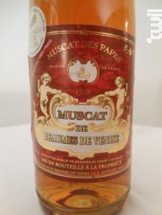 Muscat des Papes - Balma Venitia - 1999 - Blanc