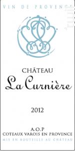Château La Curnière - Château La Curnière - 2018 - Blanc