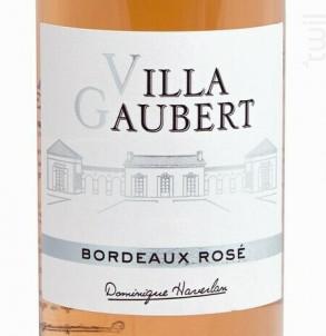Villa Gaubert - Vignobles  Haverlan - 2020 - Rosé