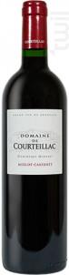 Domaine de Courteillac - Domaine de Courteillac - 2015 - Rouge