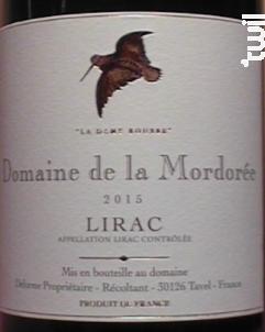 Dame Rousse - Domaine de la Mordorée - 2016 - Rouge