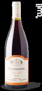 BOURGOGNE Pinot Noir - Domaine Désertaux-Ferrand - 2012 - Rouge