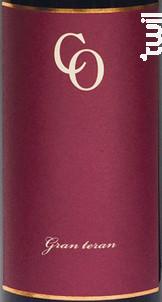 Gran Teran - Domaine Coronica - 2012 - Rouge