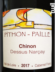 Dessus Narçay - Domaine Pithon-Paillé - 2017 - Rouge