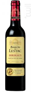 Baron de Lestac - Châteaux et Domaines Castel - 2017 - Rouge