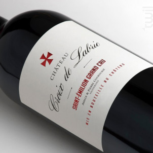Château Croix de Labrie - Château Croix de Labrie - 2017 - Rouge