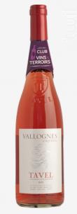 Vallognes D'Aqueria - Chateau d'Aqueria - 2018 - Rosé