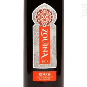Zouina rouge - Zouina - 2017 - Rouge