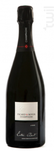 Extra Brut - Champagne Picard et Boyer - Non millésimé - Effervescent