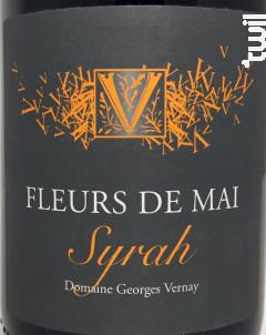 Fleurs De Mai - Domaine Georges Vernay - 2018 - Rouge