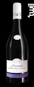 Bourgogne Hautes Côtes de Beaune Terroir - Maison Colin Seguin - 2015 - Rouge