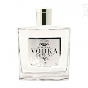 Vodka de Vigne - Liquoristerie de Provence - Non millésimé - Blanc