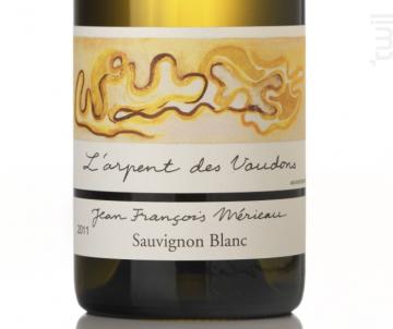 L'arpent des Vaudons - MÉRIEAU - Vignobles des Bois Vaudons - 2019 - Blanc