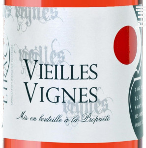 Vieilles Vignes - Les Vignerons de Tavel & Lirac - 2018 - Rosé