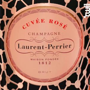 Laurent-perrier Brut Cuvée Rosé - Edition Constellation - Champagne Laurent-Perrier - Non millésimé - Effervescent
