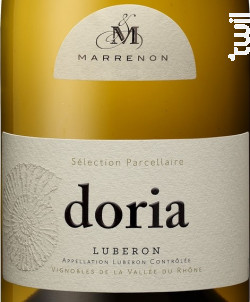 Doria - Marrenon - 2018 - Blanc