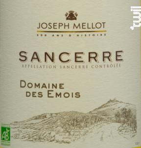 Domaine des Emois - Vignobles Joseph Mellot - 2019 - Blanc